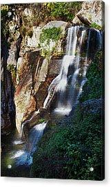 Waterfall II Acrylic Print by Marco Oliveira