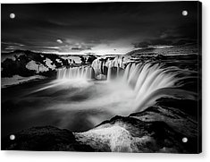 Waterfall Of The Gods Acrylic Print