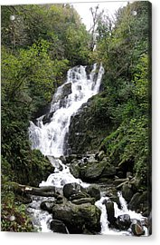 Waterfall Acrylic Print by Tim Townsend