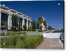 Waterfront Convention Center Acrylic Print