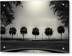 Waterfront Park Acrylic Print