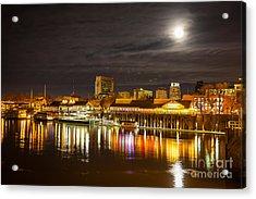Waterfront Wonder Acrylic Print