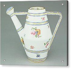 Watering Can Arrosoir, Deuxième Grandeur Painted Acrylic Print by Litz Collection