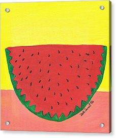 Watermelon 1 Acrylic Print