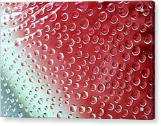 Watermelon Wrapping Acrylic Print