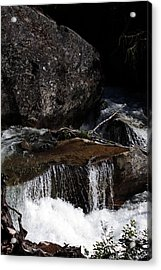 Water's Flow Acrylic Print