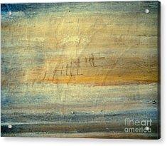 Waterworld #1267 Acrylic Print