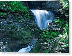 Watkins Glen In Spring Acrylic Print