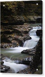Watkins Glen State Park Acrylic Print