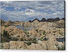 Watson Lake Arizona Acrylic Print