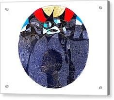 Watsup Acrylic Print