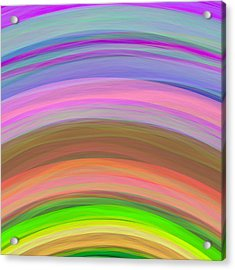 Wave-05 Acrylic Print by RochVanh