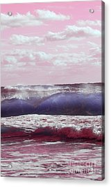Wave Formation 2 Acrylic Print