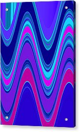 Wave II Acrylic Print