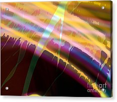 Wave Light Acrylic Print