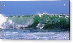 Wave Study 97 Acrylic Print