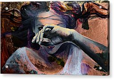 Wavering... Acrylic Print by Dorina  Costras