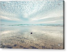 Waves All Around Acrylic Print