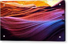 Waves Acrylic Print