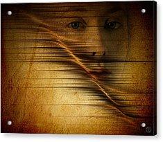 Waves Of Change Acrylic Print by Gun Legler