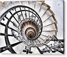 Way To Hell? Acrylic Print