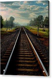 Waycross Acrylic Print by Laura Ragland