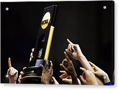 We Are The Champions Acrylic Print by Replay Photos