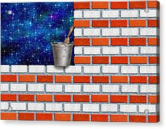 We Built This Acrylic Print