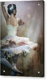 We Danced To A Whispered Voice... Acrylic Print