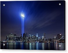 We Remember Acrylic Print
