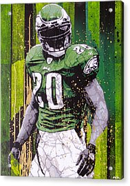 Weapon X Acrylic Print by Bobby Zeik