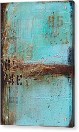 Weathered # 10 Acrylic Print