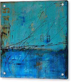 Weathered #5 Acrylic Print