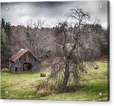 Weathered Acrylic Print