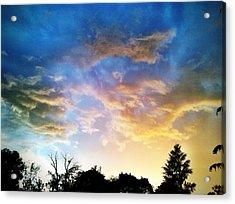 Weathering Sky Acrylic Print