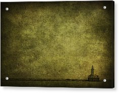 Weathering Storms Acrylic Print by Andrew Paranavitana