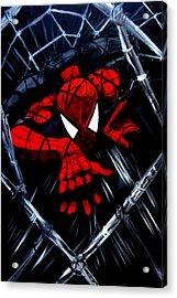 Web Crawler Acrylic Print