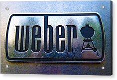 Weber Acrylic Print
