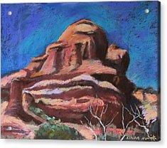 Wedding Cake Mountain Acrylic Print