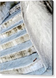 Welcome - Architectural Photography By Sharon Cummings Acrylic Print by Sharon Cummings
