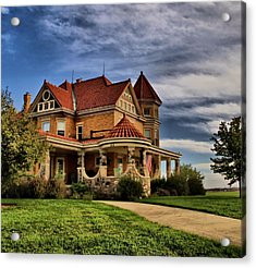 Welcome Home Acrylic Print by Dan Sproul