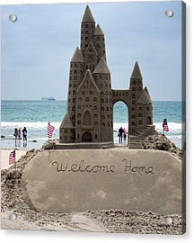 Welcome Home Acrylic Print