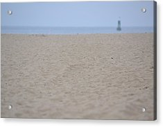 Welcoming Horizon Acrylic Print by Kiros Berhane