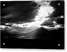 Weldon In The Light Acrylic Print
