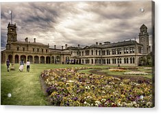 Werribee Mansion Acrylic Print