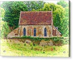 Wesleyan Chapel -01 Acrylic Print