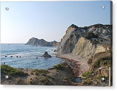 West Erikousa 1 Acrylic Print by George Katechis