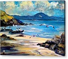 West Of Ireland Acrylic Print