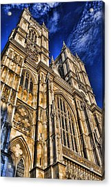 Westminster Abbey West Front Acrylic Print
