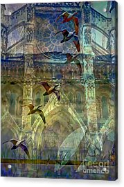 Westminster Cathedral Acrylic Print